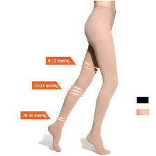 Therapy 20-30 mmHg Firm Support Gradient Compression Sheer Pantyhose Stocking