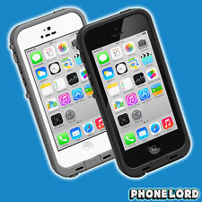 Genuine Lifeproof Apple iPhone 5C Fre Frē case waterproof dust shock proof cover