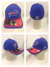Buffalo Bills OFFICIAL 2015 New Era 39Thirty Player Coach Sideline Cap Hat