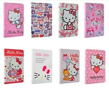 Cute Cartoon Hello Kitty Leather Smart Case Cover Stand for iPad Mini 1/2/3