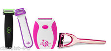 King of Shaves + Queen of Shaves All Over Body Razors Hair Removal Systems