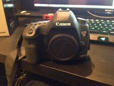 Canon EOS 5D Mark III 22.3 MP Digital SLR Camera - Black (Body Only) NO RESERVE!