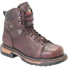 NEW Rocky Ironclad Waterproof Lace To Toe Work Boots FQ0005703