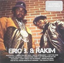 Icon - Eric B & Rakim CD-JEWEL CASE