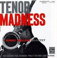Tenor Madness - Rollins,Sonny New & Sealed LP Free Shipping