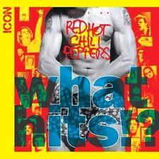 Icon:red Hot Chili Peppers - Hot Chili Pepper Red New & Sealed Compact Disc Free