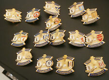Mvl Everton Home League Match From The 2008/09 Season Brooch Pin Badge