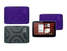 """for Motorola Droid Xyboard 10.1"""" Tablet TPU Gel Shell Skin Case Cover"""