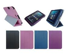 """for Motorola Droid Xyboard 8.2"""" Tablet PU Leather Folding Folio Skin Cover Case"""
