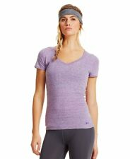 Under Armour Women's UA Charged Cotton Undeniable T-Shirt - Purple 1236032