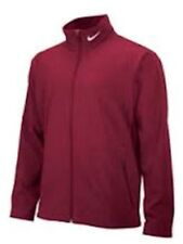 NEW Mens 3XL NIKE Sphere Hybrid Cardinal Red Water Resist Therma Fit F/Z Jacket