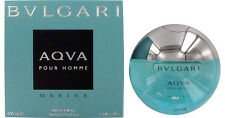 Bvlgari Aqua Marine Cologne Men ED Toilette Spray 3.4*1.7*1*5 oz New Sealed