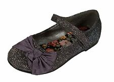 Mosaic-2Q! Toddler Girl's Cute Bow Slip-On Mary Jane Flats