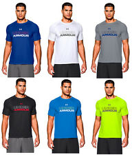 UNDER ARMOUR UA MEN'S CORE TRAINING WOODMARK GRAPHIC TEE SHIRT M L XL NEW NWT