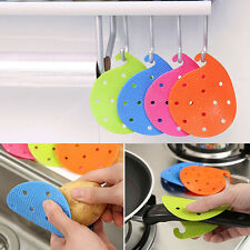 Veggie Scrubber Insulated Cleaning Brush Kitchen Practical Cleane Multi Function