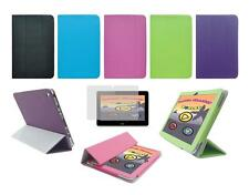 Folio Skin Cover Case and Screen Protector for Acer Iconia A3-A10 Tablet