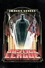 DC Comics Justice League Heroes United Poster 61x91.5cm