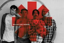 New Red Hot Chili Peppers I'm With You RHCP Poster