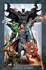 DC Comics Justice League United Poster 61x91.5cm