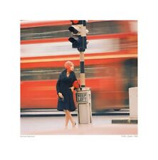New Traffic, Queen 1960 Norman Parkinson Print