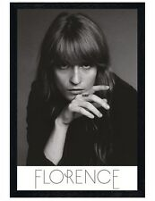 Florence & The Machine Black Wooden Framed Maxi Poster 91.5x61cm