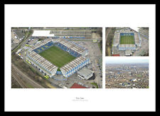 The New Den Football Stadium Aerial Photos - Millwall FC Memorabilia (MU1)
