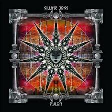 Pylon - Killing Joke New & Sealed CD-JEWEL CASE Free Shipping