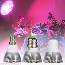 18W 18 LEDs Fluorescent Grow Light Lamp for Flowering Plant Hydroponics System
