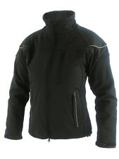 TEXPö Softshell Jacket Functional jacket 3M Scotchlite Reflective black