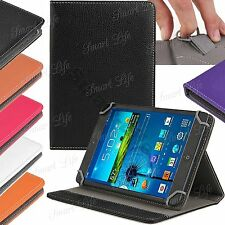Universal Leather Folding Stand Case Cover For 25.4cm 25.7cm Android PC Tablet