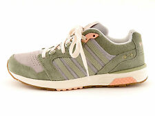 K-Swiss Trainers Running Shoe Sneaker SI-18 Rannell 2 green Leather