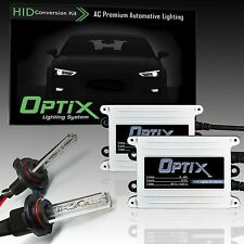 Optix Slim 55W Xenon AC HID Kit Headlight Light Low Beam 9006 Color / (Grp E)