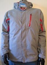 Mens S M L XL XXL Columbia Blancher Mountain II Omni Heat Ski Jacket XM4068-032