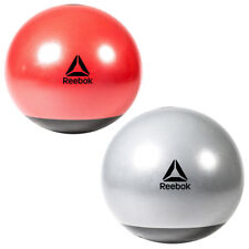 Reebok Stability Gym Ball Exercise Training Weighted Yoga with DVD 65cm & 75cm