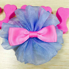 2 Pcs Beauty Girls Bow Hairpin Hair Clips Kids Hair Accessories