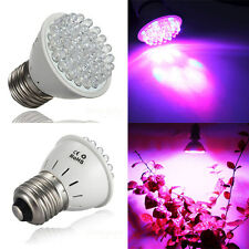 1x E27 38LED 1.9W Red Blue Plant Grow Light Bulb Garden Indoor Hydroponic Lamp