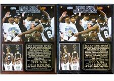 San Antonio Spurs 1999 NBA Champions Photo Plaque Tim Duncan David Robinson
