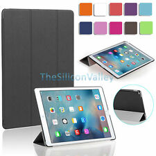 Smart Cover Stand Slim Magnetic PU Leather Sleep/Wake Case For iPad Pro 12.9""