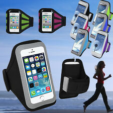 For Apple iPhone SE 5S 4S iPod Touch 5 6 Armband Jogging GYM Running Holder Case