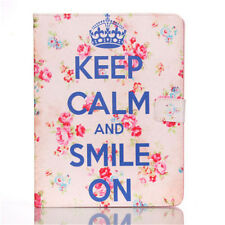 Keep Smile Leather Flip Smart Stand Case Cover Shell for iPad 2 3 4 Mini Air