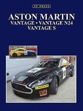 NEW Aston Martin Vantage, Vantage N24 & Vantage S by Colin Howard (English) Free