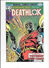 Astonishing Tales #31 (August 1975, Marvel) Deathlok
