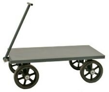 Durham 5WT-2448-12MR-95 5th Wheel Platform Trucks With Handle 2000 LBS Capacity