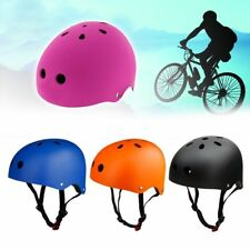 New Protect Helmet Kids Adult BMX Bicycle Cycling Scooter Ski Skate Skateboard