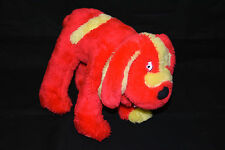 Twinnies Doodles Soft Toy Doy Big Red Dog Cuddly Toy  16 x 11 inches