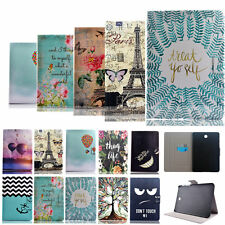 Vogue Design Y Card Wallet Leather Stand Case Cover For Samsung Galaxy Tab