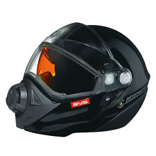 2016 BRP Ski-Doo BV2S Electric SE Black Helmet DOT Approved Sizes L-2XL