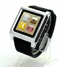 Multi-Touch Wrist Watch Band for iPod Nano 6th 6 Gen generation Case