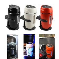 Portable Car Mini USB Home Room Filter Air Humidifier Purifier Freshener Travel