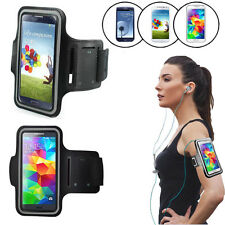 Running Exercise Gym Armband Case Cover Pouch For Samsung Galaxy S5/S4 & Sport